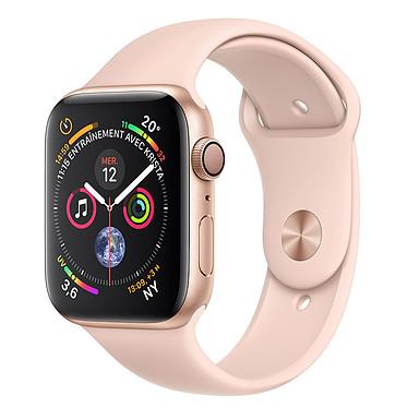 Apple Watch Series 4 GPS Aluminium Or Sport Rose 44 mm
