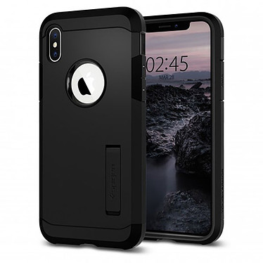 Spigen Case Tough Armor Noir iPhone X / Xs