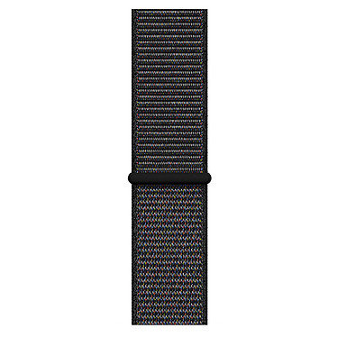 Avis Apple Watch Series 4 GPS Aluminium Gris Sidéral Boucle Sport Noir 40 mm