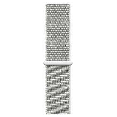 Avis Apple Watch Series 4 GPS Aluminium Argent Boucle Sport Coquillage 44 mm