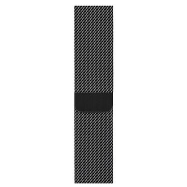 Avis Apple Watch Series 4 GPS + Cellular Acier Noir Milanais Noir 40 mm