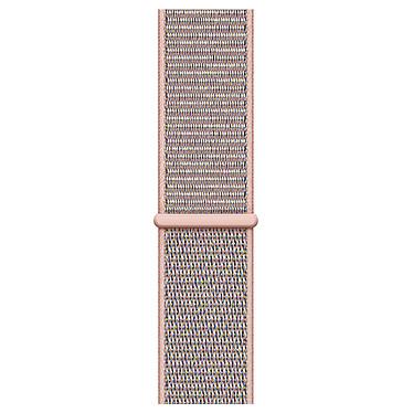 Avis Apple Watch Series 4 GPS + Cellular Aluminium Or Boucle Sport Rose 40 mm