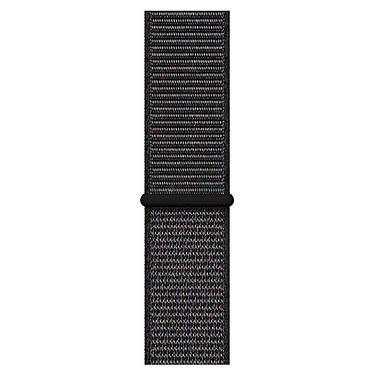 Avis Apple Watch Series 4 GPS + Cellular Aluminium Gris Boucle Sport Noir 40 mm