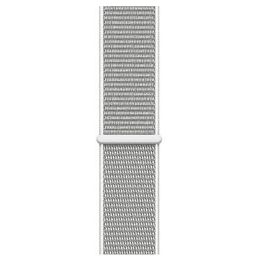 Avis Apple Watch Series 4 GPS + Cellular Aluminium Argent Boucle Sport Coquillage 40 mm