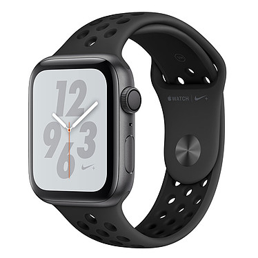 Apple Watch Nike+ Series 4 GPS Aluminium Gris Sport Anthracite/Noir 40 mm