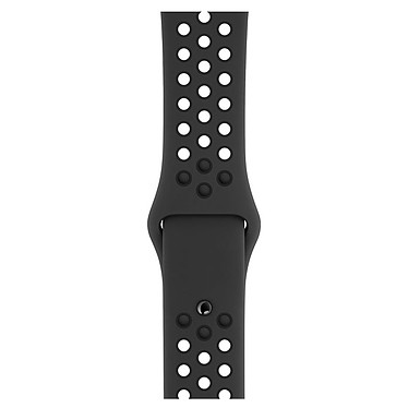 Avis Apple Watch Nike+ Series 4 GPS Aluminium Gris Sport Anthracite/Noir 44 mm