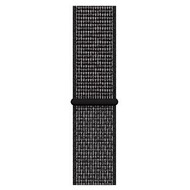Avis Apple Watch Nike+ Series 4 GPS + Cellular Aluminium Gris Boucle Sport Noir 44 mm