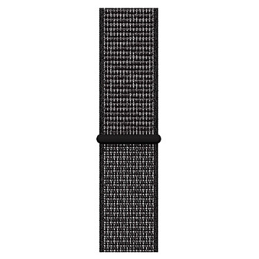 Avis Apple Watch Nike+ Series 4 GPS + Cellular Aluminium Gris Boucle Sport Noir 40 mm