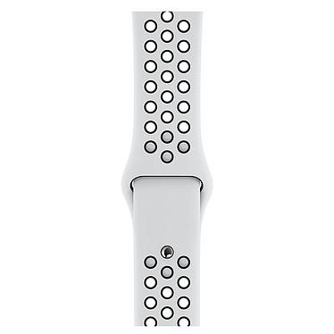 Opiniones sobre Apple Watch Nike+ Serie 4 GPS + Aluminio Celular Plata Deportivo Platino Puro Platino/Negro 40 mm