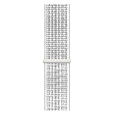 Opiniones sobre Apple Watch Nike+ Serie 4 GPS + Aluminio Celular Plata Plata Hebilla Deportiva Blanca 40 mm