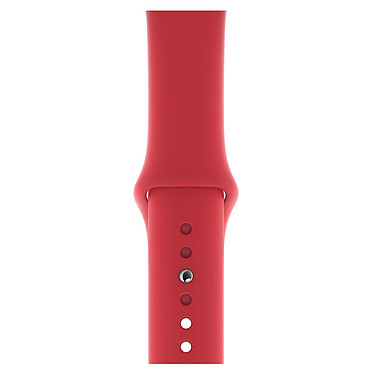 Apple Bracelet Sport 40 mm (PRODUCT)RED - S/M et M/L Bracelet sport pour Apple Watch 38/40 mm