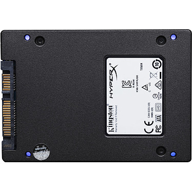 Avis HyperX Fury RGB SSD 960 Go