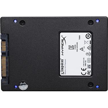 Avis HyperX Fury RGB SSD 480 Go