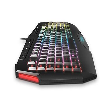 Opiniones sobre Teclado Gaming KROM Khaido Iluminacion RGB