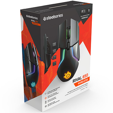 Acheter SteelSeries Rival 650 Wireless