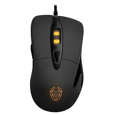 Ratón Gaming KROM Kadru Negro 4000 DPI
