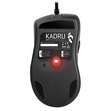 Comprar Ratón Gaming KROM Kadru Negro 4000 DPI