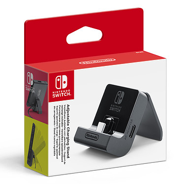 Nintendo Switch Adjustable Charging Stand Support de recharge pour Nintendo Switch