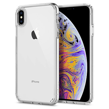Spigen Case Ultra Hybrid Crystal Clear iPhone Xs Max Coque de protection pour Apple iPhone Xs Max