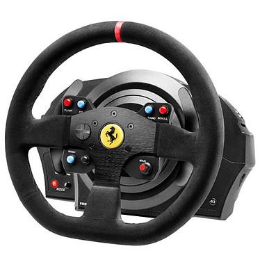 Avis Thrustmaster T300 Ferrari Alcantara Edition + Ferrari F1 Wheel Add-On