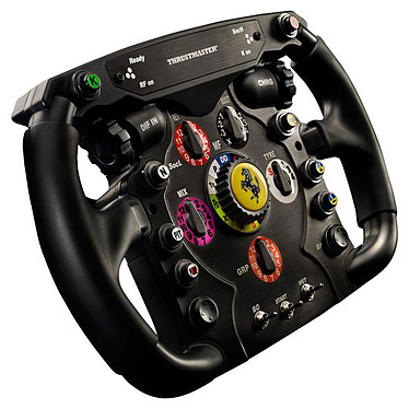 Thrustmaster T300 Ferrari GTE Wheel + Ferrari F1 Wheel Add-On pas cher