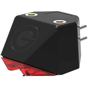 Goldring E1 (GL0054) Cellule à double aimant mobile , pointe sphérique collée, 20 Hz à 20 kHz
