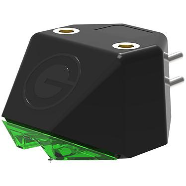 Goldring E2 (GL0056) Cellule à double aimant mobile , pointe sphérique collée, 20 Hz à 20 kHz