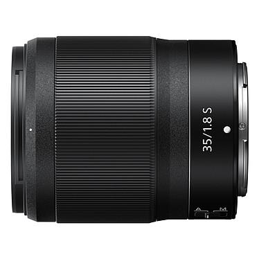 Nikon NIKKOR Z 35mm f/1.8 S Objectif grand-angle plein format focale fixe 35mm f/1.8 monture Z