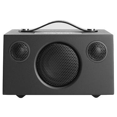 Audio Pro Addon C3 Noir Enceinte portable sans fil multiroom avec Wi-Fi, Bluetooth, AirPlay et Spotify Connect