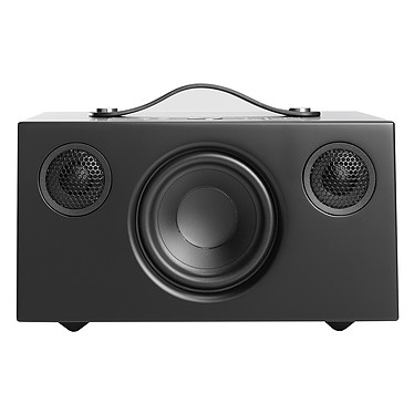 Audio Pro Addon C5 Noir Enceinte sans fil multiroom avec Wi-Fi, Bluetooth, AirPlay, Spotify Connect et USB