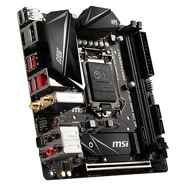 Avis MSI MPG Z390I GAMING EDGE AC