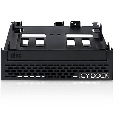 """ICY DOCK Flex-Fit Quinto MB344SPO Rack 4 baies  HDD/SSD 2.5"""" + 1 baie slim/ultra slim ODD pour baie de lecteur externe 5.25"""""""
