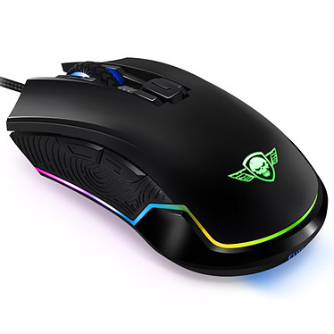 Spirit of Gamer Elite-M20 Noir v2