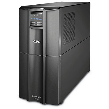 APC Smart-UPS 3000VA LCD 230V Smart Connect