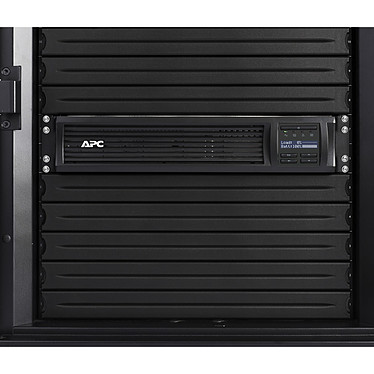 Avis APC Smart-UPS 2200VA LCD 230V 2U Smart Connect