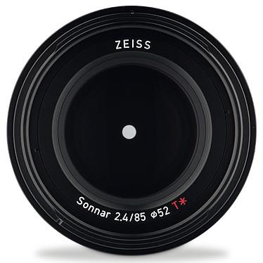Avis ZEISS Loxia 85mm f/2.4