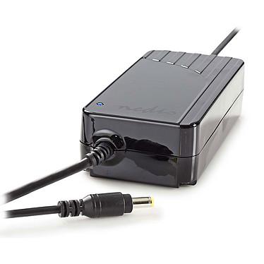 Nedis NBARU120WBK Adaptateur secteur pour ordinateur portable 120W avec embouts universels