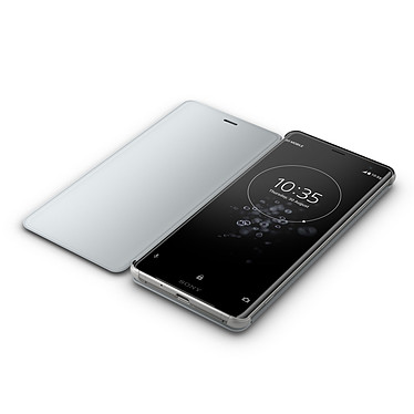 Opiniones sobre Sony Style Cover Stand Gris Xperia XZ3