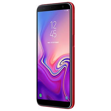 Avis Samsung Galaxy J6+ Rouge