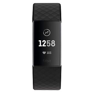Avis FitBit Charge 3 Graphite / Noir