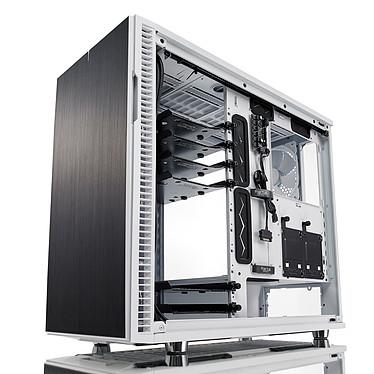 Avis Fractal Design Define R6 USB-C Tempered Glass (blanc)
