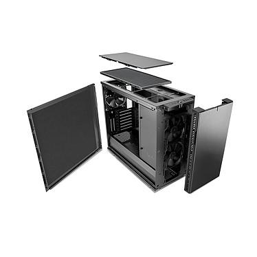 Fractal Design Define R6 USB-C Gunmetal pas cher