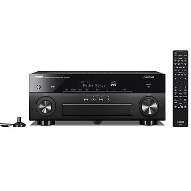 Yamaha DTS-HD Master Audio