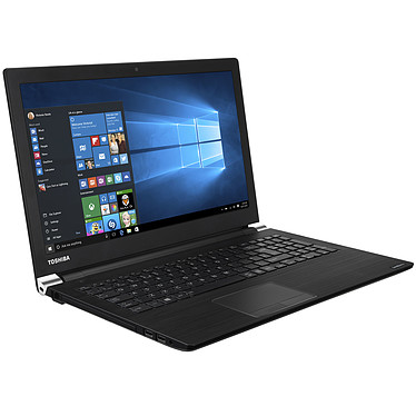 "Toshiba Satellite Pro A50-D-12T Intel Core i5-7200U 8 Go SSD 256 Go 15.6"" LED HD Graveur DVD Wi-Fi AC/Bluetooth Webcam Windows 10 Professionnel 64 bits"