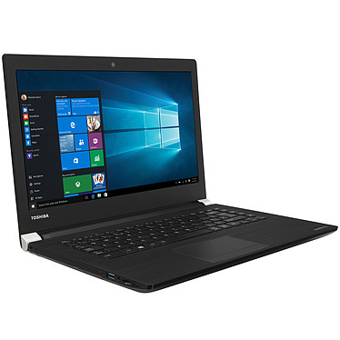 "Toshiba Satellite Pro A40-D-19L Intel Core i5-7200U 8 Go 500 Go 14"" LED HD Graveur DVD Wi-Fi AC/Bluetooth Webcam Windows 10 Professionnel 64 bits"