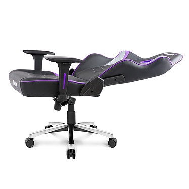 AKRacing Master MAX (noir/violet) pas cher