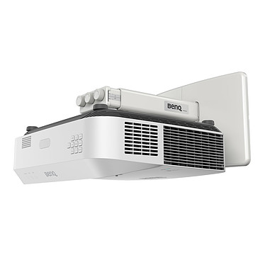 BenQ LH890UST Vidéoprojecteur interactif DLP/Laser Full HD 3D Ready - 4000 Lumens - Focale ultra-courte - 2x HDMI - 10 Watts