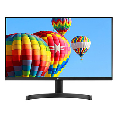"LG 24"" LED 24MK600M-B 1920 x 1080 pixels - 5 ms - Format large 16/9 - Dalle IPS - FreeSync - HDMI - Noir"