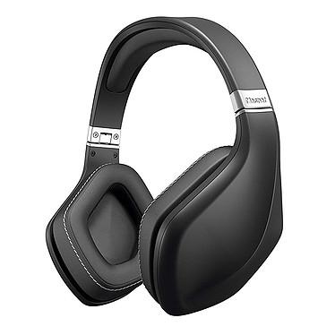 Magnat LZR 980 Noir Casque circum-aural fermé premium avec télécommande, microphone et étui de transport