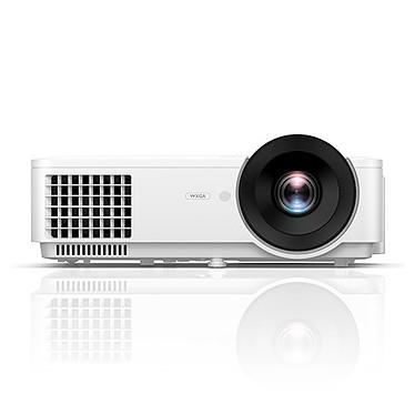 BenQ LW720 Vidéoprojecteur DLP/Laser WXGA 3D Ready - 4000 Lumens - Lens Shift vertical - HDMI/MHL - 10 Watts